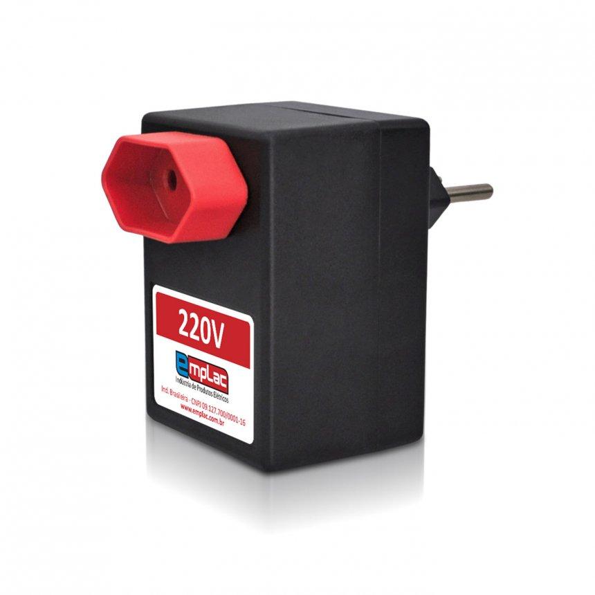 Autotransformador de Parede 60VA 127V - 220V